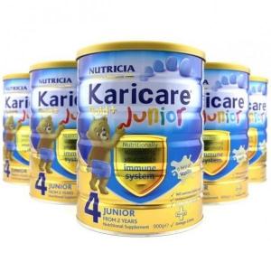 【新西兰直邮包邮】Karicare 可瑞康金装 4段 6罐/箱 保质期至2021年1月