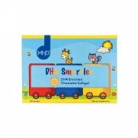【超值秒杀】MHD 鱼型儿童DHA咀嚼鱼油 30粒-小盒装 保质期至21.06