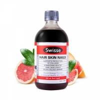 【澳洲直邮*聚划算】Swisse 胶原蛋白液 500ml 参考日期20.8