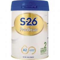 【新西兰直邮包邮】S26 惠氏 Pro-A2 婴儿奶粉 2段 6罐/箱 保质期至20.08