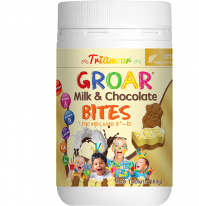 Triamour 多爱宝 儿童成长巧克力奶片 280片 保质期至20.12