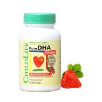 Childlife 童年时光 儿童DHA(草莓味) 90粒 保质期至20.07