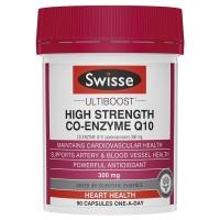 Swisse 高含量辅酶Q10胶囊 300mg 90粒 保质期至21.08