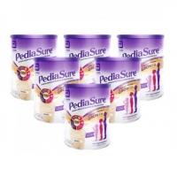 【新西兰直邮包邮】PediaSure 雅培 小安素 850g-香草味*6罐 保质期至21.01