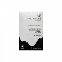 【限时特价】Living Nature 深层滋养木炭黏土面膜 10*5ml 保质期至21.03