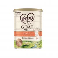【新西兰直邮包邮】Karicare 可瑞康羊奶 1段(新版) 6罐/箱 保质期至2022年7月