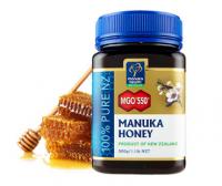 【国内现货  包邮】Manuka Health 蜜纽康 MGO550+麦卢卡蜂蜜 500g 保质期至2022.9