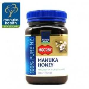 【国内现货 包邮】Manuka Health 蜜纽康 MGO250+麦卢卡蜂蜜 500g 保质期至22.10