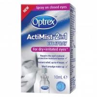 Optrex 二合一眼药水喷雾 10ml 保质期至21.02