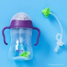 B.box 儿童/宝宝重力防漏学饮杯 240ml 迪士尼-玩具总动员 透明盖