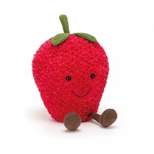 Jellycat 欢乐小草莓 27cm A2S