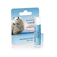 【限时特价】Alpine Silk 绵羊油防晒唇膏 SPF15 4.5g