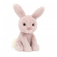 Jellycat 邦尼兔 粉色星星眼睛 18cm SE4B