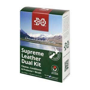 Pelle Supreme 皮革养护两件套(皮革清洁剂+皮革养护剂)