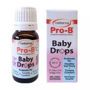 【国内现货--包邮】Radiance Pro-B液体婴儿益生菌滴剂 8ml 保质期至21.06