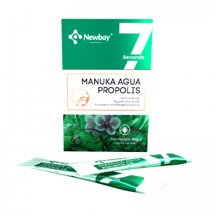 NewBay 麦卢卡 绿蜂胶冻干粉 30g 增强免疫抗过敏咽炎流感 保质期至23.03