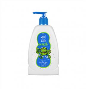 【香港仓直邮-限时特价】QV 儿童多维洗发洁面沐浴露 350g