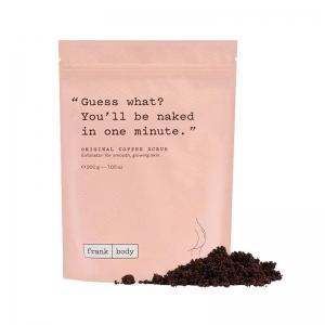 【保税仓-限时特价】frank body 咖啡身体磨砂膏 200g