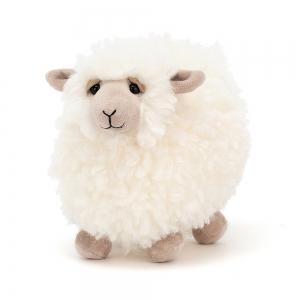 Jellycat 奶油色绵羊 ROL6S