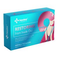 NewBay 小红鹿 元气胶囊便携加强版 10粒 保质期至23.11